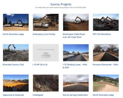 Construction Projects Portfolio