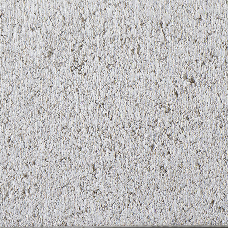 Cream | Smooth - Smooth units offer the precision finish of the block mold. They invoke a clean, consistent feel with little variation in color as the individual aggregate units are not expressly visible.