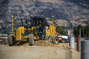 Evermore Park Construction Grading