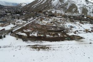 Hidden Hollows in Jackson Wyoming Construction