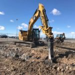 Idaho Falls Airport Construction