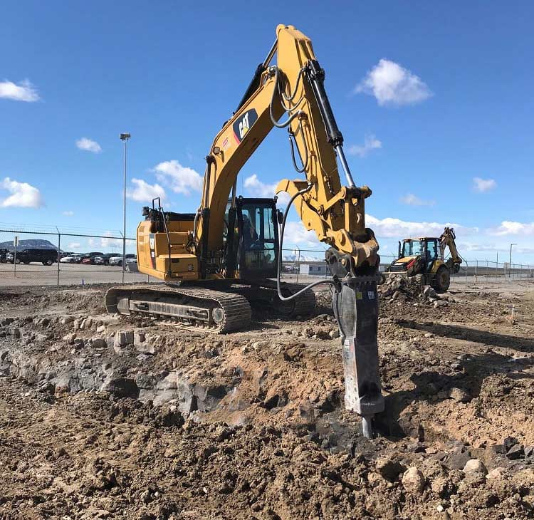Idaho Falls Airport Construction