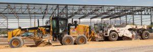 Duncan Aviation construction