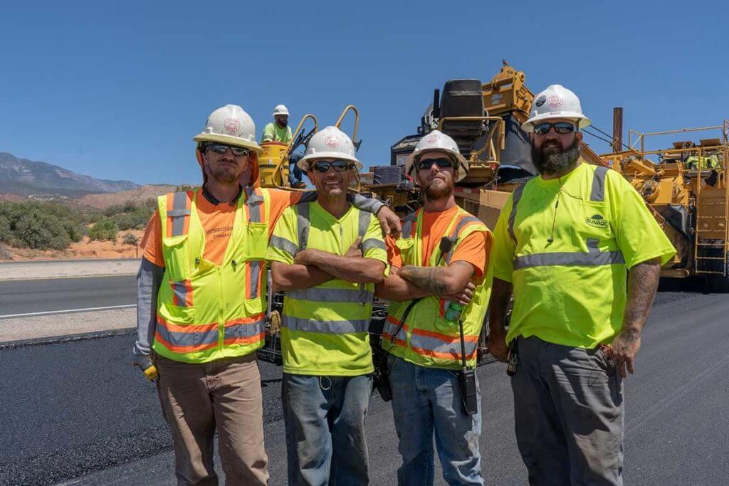 Best asphalt crew in souther Utah