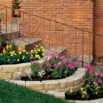 Windsor Stone, Retaining wall stone