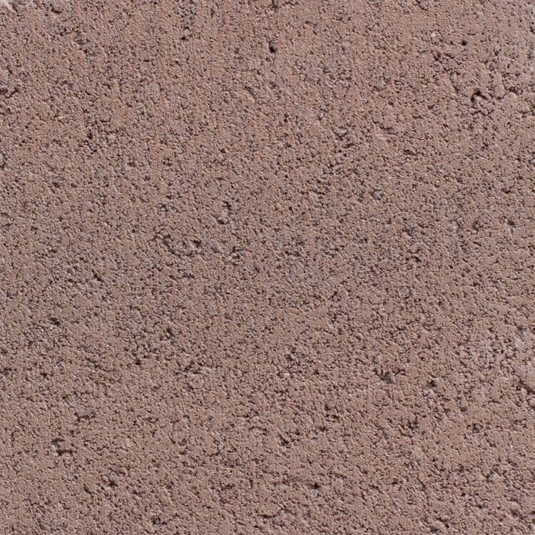 Chocolate | Smooth - Smooth units offer the precision finish of the block mold. They invoke a clean, consistent feel with little variation in color as the individual aggregate units are not expressly visible.