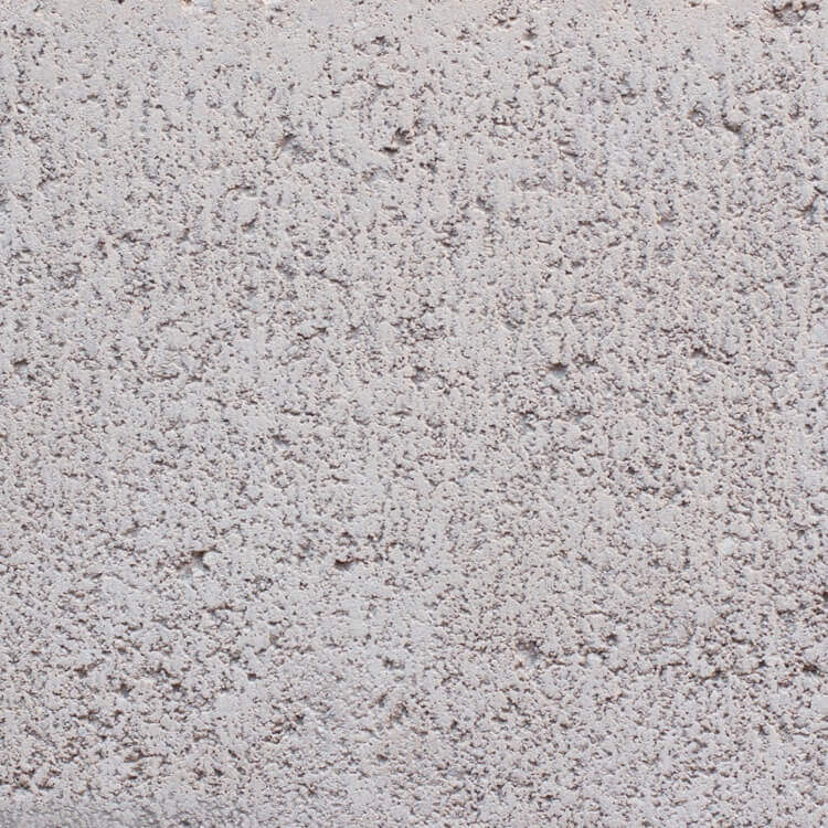 Desert Sandstone | Smooth - Smooth units offer the precision finish of the block mold. They invoke a clean, consistent feel with little variation in color as the individual aggregate units are not expressly visible.