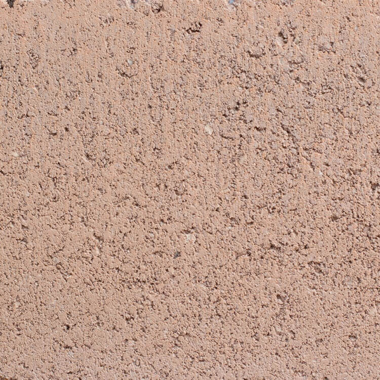 Geneva Brown | Smooth - Smooth units offer the precision finish of the block mold. They invoke a clean, consistent feel with little variation in color as the individual aggregate units are not expressly visible.