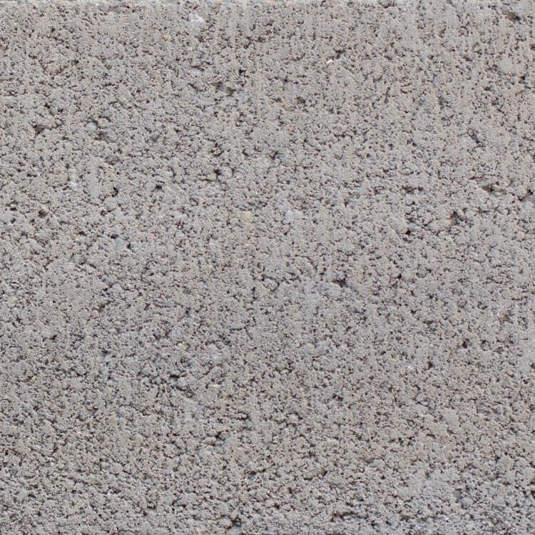 Palamino | Smooth - Smooth units offer the precision finish of the block mold. They invoke a clean, consistent feel with little variation in color as the individual aggregate units are not expressly visible.