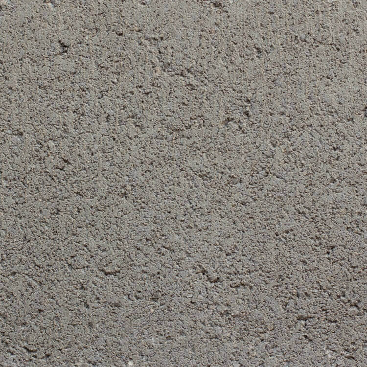 Sage | Smooth - Smooth units offer the precision finish of the block mold. They invoke a clean, consistent feel with little variation in color as the individual aggregate units are not expressly visible.