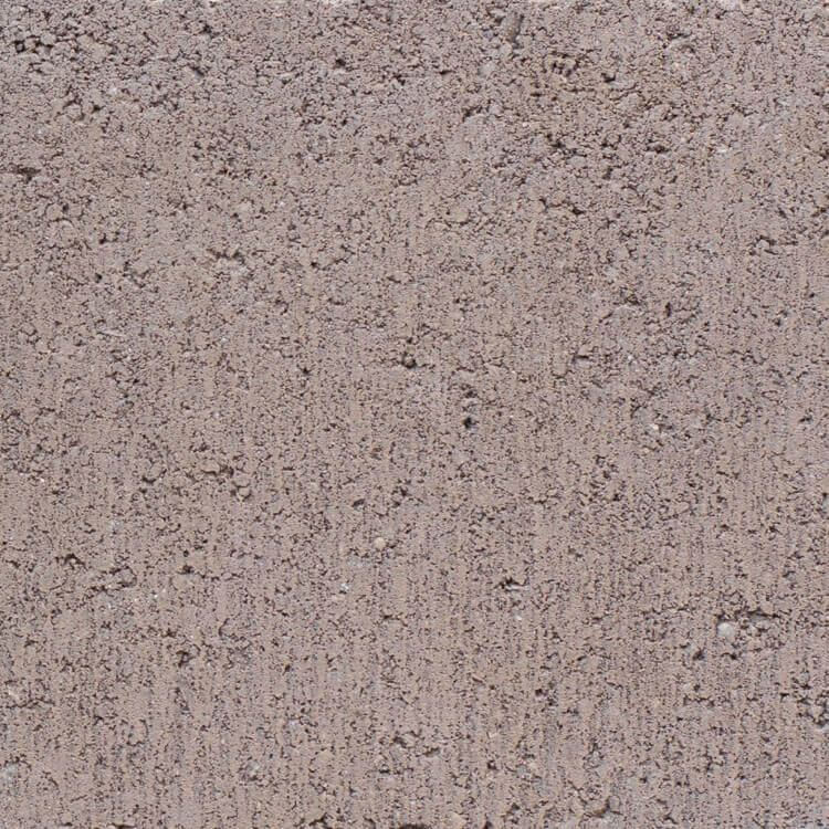 Sagewood | Smooth - Smooth units offer the precision finish of the block mold. They invoke a clean, consistent feel with little variation in color as the individual aggregate units are not expressly visible.