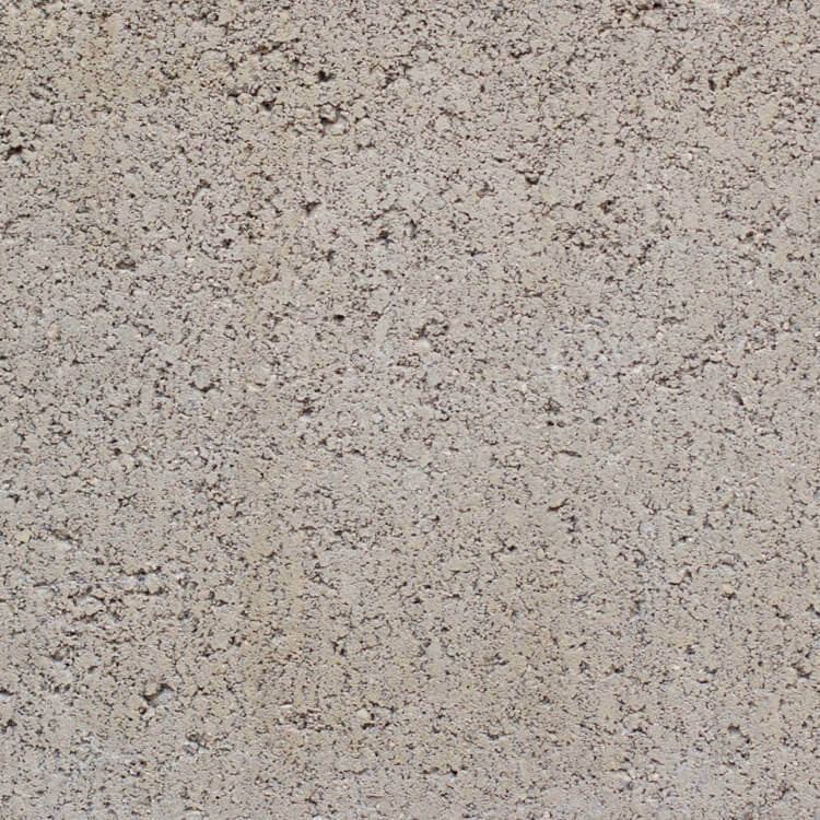 Tumble Weed | Smooth - Smooth units offer the precision finish of the block mold. They invoke a clean, consistent feel with little variation in color as the individual aggregate units are not expressly visible.