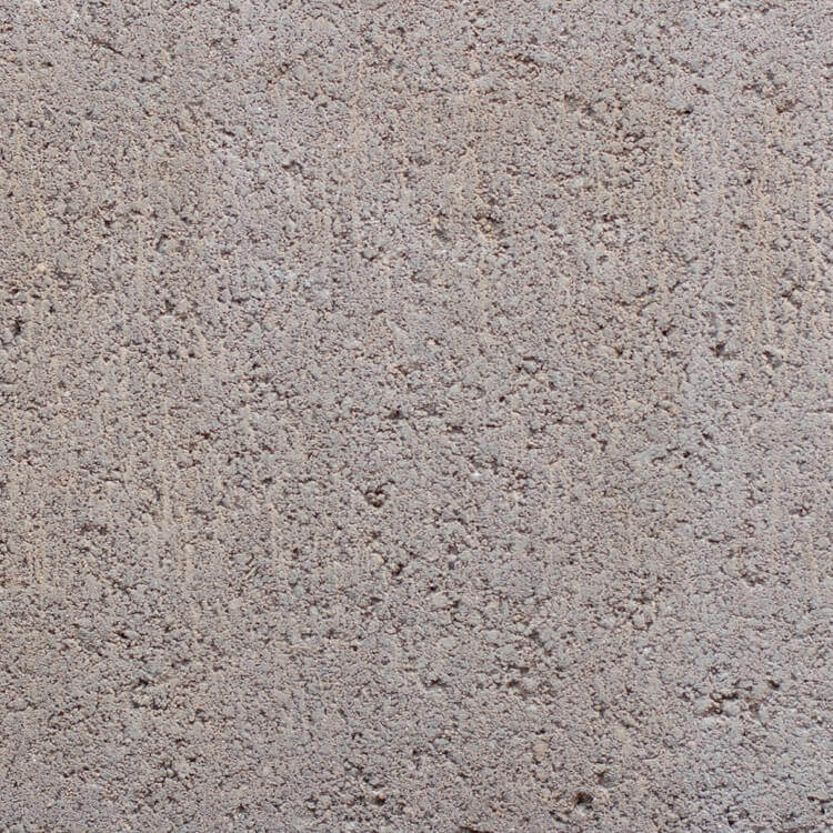 Walnut | Smooth - Smooth units offer the precision finish of the block mold. They invoke a clean, consistent feel with little variation in color as the individual aggregate units are not expressly visible.