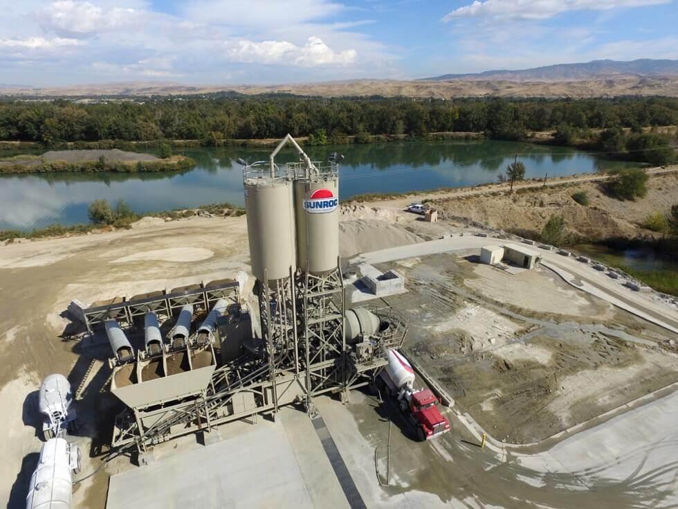Idaho Sunroc Construction Amp Materials