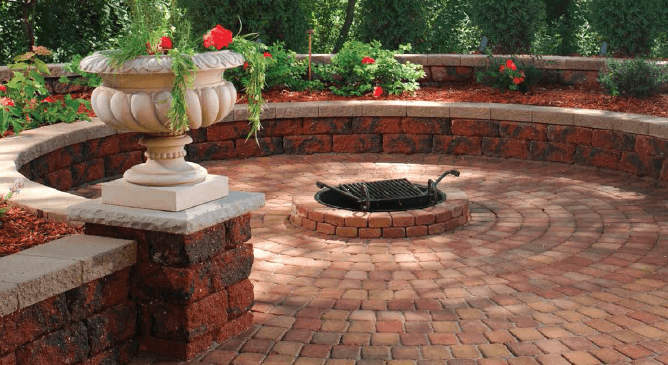 paver styles, paver colors, patio pavers